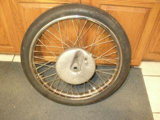 Knucklehead Panhead Wheel Star Hub Brake Assembly 21 1949 Up