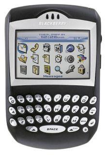 Renewed Sprint Blackberry Rim 7250 Color PDA Cell Phone 843163007321
