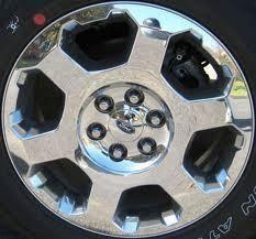 20 20x8 5 New Chrome Clad Wheel Rim 2009 2010 2011 Ford F150 F 150