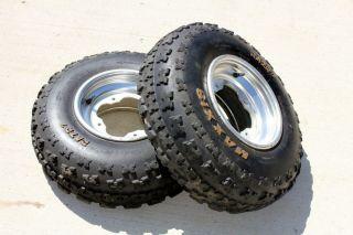Tires Aluminum Wheels Rims Yamaha Banshee YFZ450 Raptor x 39