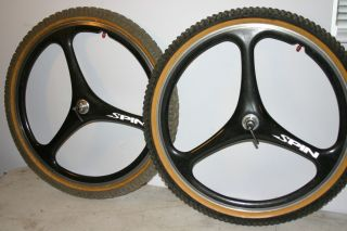 , Carbon Fiber Mountain Bike Wheels 26 Super Rare Retro xtr spins