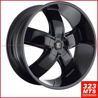 24 inch rims wheels 2CRAVE NO18 LEXUS GX470 GX570 NISSAN YUKON HUMMER
