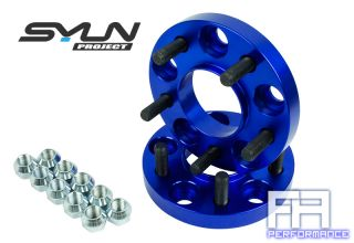 Syun 20mm 25 32 Hub Centric Rim Wheel Wide Spacer 5x114 5x4 5 70 5mm