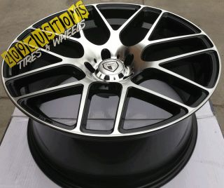 20 Wheels Rims Tires CW7 25 5x120 Staggered 20x8 5 20x9 5 Camaro with