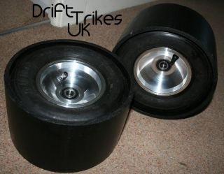 Drift Trike Rear Kart Wheels Tyres Sleeves