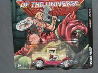 2011 Hot Wheels Masters of The Universe 29 Ford Truck HW Hotwheels