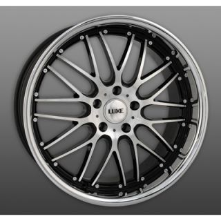 20 Luxe LX 4 Wheels Stagger Rim Lexus G35 BMW Mercedes