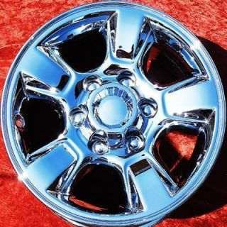 NEW 16 TOYOTA SEQUOIA TUNDRA OEM CHROME WHEELS RIMS FJ CRUSIER 69465
