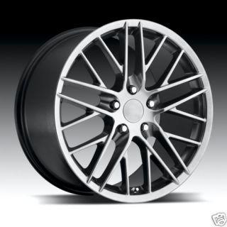 18 19 C4 C5 C6 ZR1 Corvette Wheels Rims