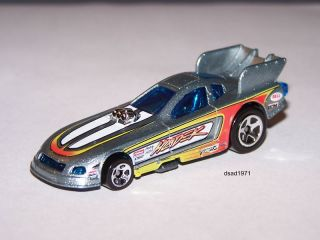 Hot Wheels Ford Mustang Funny Car Mint Loose