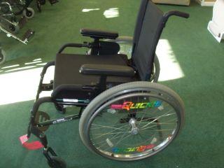 Revolution Portable Wheelchair Quick Release Wheels 23lbs Please Look