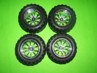 New Redcat Racing Volcano S30 Wheels Rims Tires 4