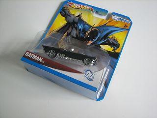 Cars DC Universe Collection Batman batman hot wheels Black batimobile