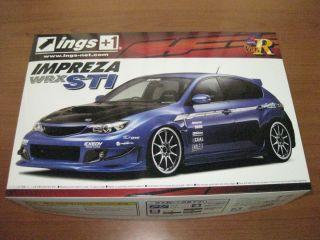 24 Subaru Impreza WRX STi ings with 19 Volk Racing CE28N wheels 50545