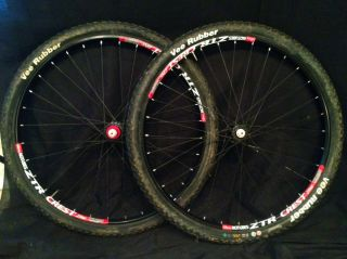Stans Notubes ZTR Crest Rims 29er Disc Brake Wheel Set 29