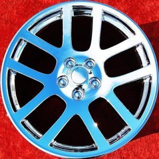 of 4 New 22 Dodge RAM 1500 SRT10 OEM Chrome Wheels Rims Durango 2223