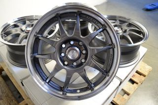 17 Wheels Rims 4 Lugs Mitsubishi galant Lancer Altima Elantra Accent