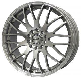 17 Maxxim Maze Rims Wheels 17x7 40 4x100 Mini Cooper Civic Fit Integra