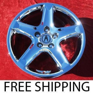 New Chrome 17 Acura TL Factory Wheels Rims CL RL TSX MDX 71749