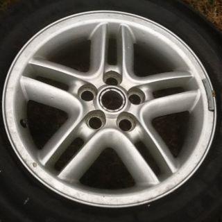 Land Rover Discovery II 2 18x8 Rim Wheel Range P38 95 01 02 03 04