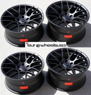 Garde Wheels For BMW M6 M5 545 550 750 E90 E92 M3 Set of Four Rims
