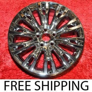 Set of 4 New Chrome Chrysler 200 Factory Wheels Rims 2392