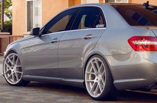 20 Avant Garde M510 Wheels Silver Mercedes SL Class SL500 SL550 SL320