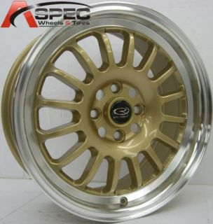 Rota Track R 16x7 5x114 3 ET40 Royal Gold Rims Wheels