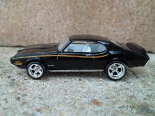 HOT WHEELS REDLINE CLUB STYLE 69 PONTIAC GTO RLC REAL RIDERS CUSTOM