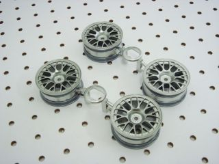 Tamiya TT 01D Nissan Skyline GT R Drift Spec Wheels Rims