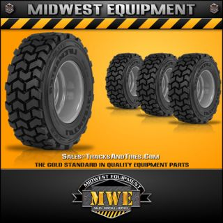 12x16 5 Bobcat Mustang Gehl Case Tires Wheels Rims
