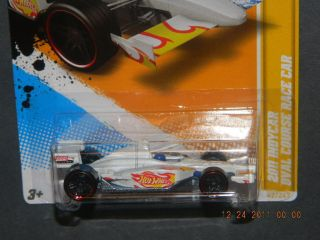 HW Hot Wheels 2012 New Models 42 50 11 Indy Car Oval Course Car
