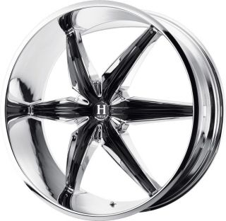 20 Chrome Wheels Rims Chevy Traverse Buick Enclave GMC Acadia Saturn