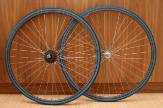Campagnolo Record Hubs Hubset Mavic G40 G 40 Rims Wheelset Wheels