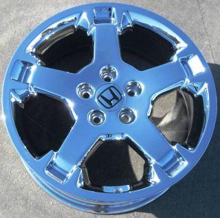 Your Stock 4 New 18 Factory Honda Element Chrome Wheels Rims