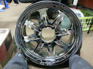 Weld EVO Cheyenne 20 Chrome Rims Rim 8 Lug 8x6 5 Ford Dodge Chevy