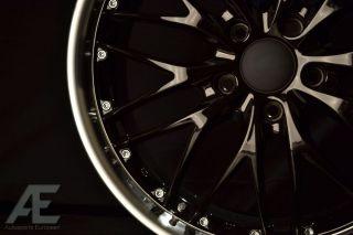 inch Infiniti G35 G37 M37 M35 M45 Wheels Rims GT1 Gloss Black