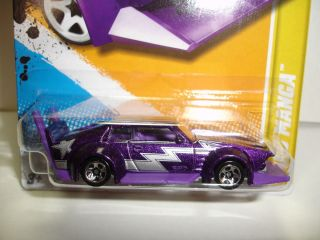 2012 Hot Wheels Mad Manga HW Premiere Edition 44 Case K