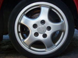 Porsche 944 Turbo Cup 1 Set of 4 Wheels Also Fits 944 S2 968 911 993
