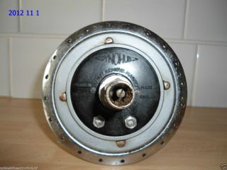Sturmey Archer 4 Speed FG Rear Bicycle Wheel Dyno Hub 40 Holes
