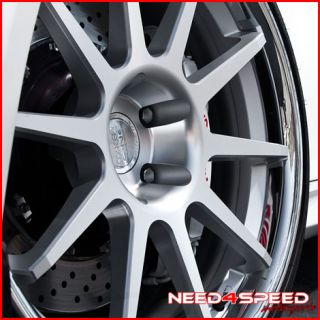 M35 M45 Concept One CS10 Concave Silver Staggered Wheels Rims