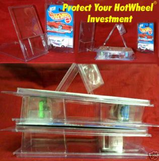 Hot Wheels 47 Plastic Stackable Clam Shell Protectors International