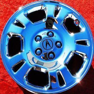 2005 Acura  on Acura On Of 4 New Acura Mdx Tl 17 Oem Chrome Wheels Rims Tsx Rsx