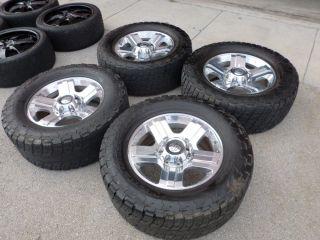 F250 F350 SD HARLEY DAVIDSON FACTORY OEM Rims Wheels Tires Caps NR