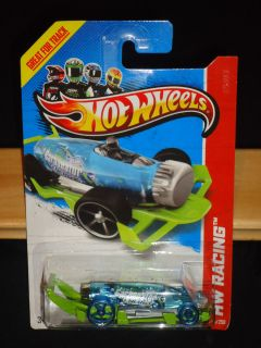 Hot Wheels 1 car lot. HW Racing Caronator Energy Treasure Hunts Car