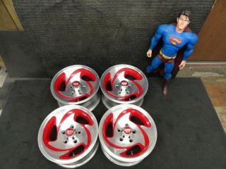 14 Alloy AR Racing Ranger Wheels Mag Rims 5x4 50 114 3 Dodge Chrysler