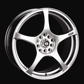 19 Raze R40 Wheels Rims Honda Accord Civic CRX Integra 4x100 4x114 3
