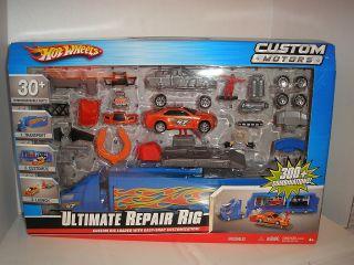 Hot Wheels Custom Motors Ultimate Repair Rig New