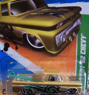 Hot Wheels Treasure Hunt Custom 1962 Chevy