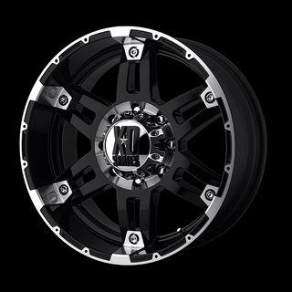 20 Wheels Rims XD Spy Black with 305 55 20 Nitto Trail Grappler MT